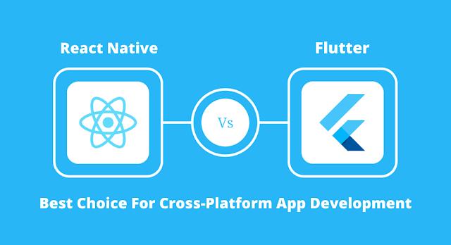 React Native vs Flutter: Which One To Choose For Cross-Platform App Development?
