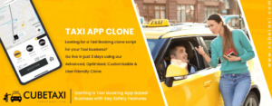 Starting a Taxi Booking App Based Business with Key Safety Features