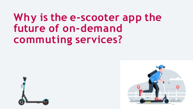 We offer Uber for e-scooters app solutions that help you set up your e-scooter business in the s ...