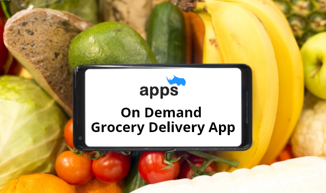 Why do you need a Grocery Delivery App
