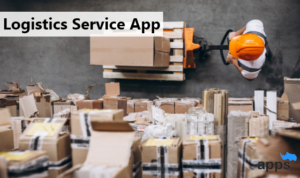 What is a logistics app and how does it work?