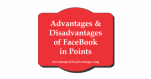Advantages and Disadvantages of Facebook for Students | FB