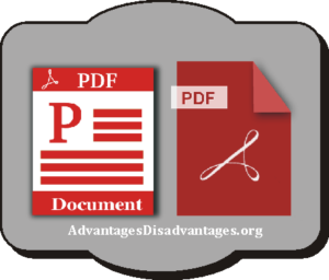 10+ Advantages and Disadvantages of PDF File Format