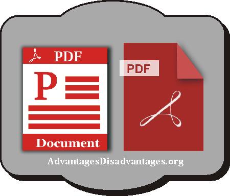 10+ Advantages and Disadvantages of PDF File Format