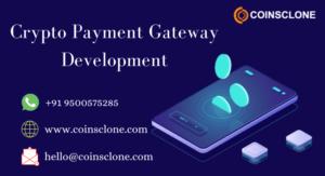 Top best Crypto Payment Gateway Development