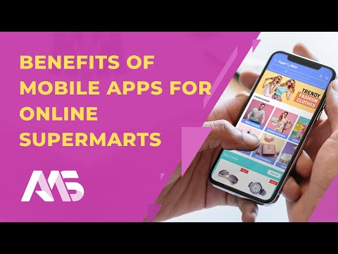 Benefits of Mobile Apps for Online Supermarts   AppMySite WooCommerce Mobile App Builder – YouTube