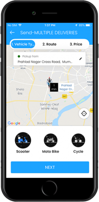 Best Strategies to Promote your On Demand Courier Delivery App