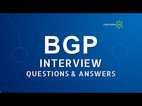 BGP Interview Questions and Answers | CCNP| CCIE | Most Asked Interview Questions || – YouTube