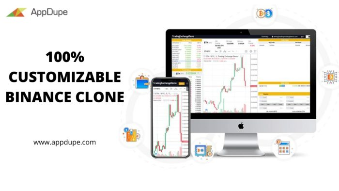 Launch your cryptocurrency trading platform with Binance clone
