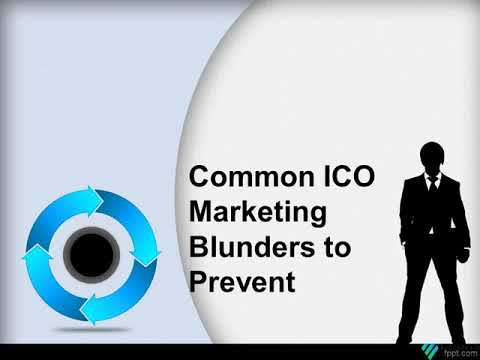 ICO Marketing Errors to Not Commit