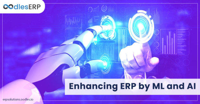 Enhancing ERP with Machine learning and AI
