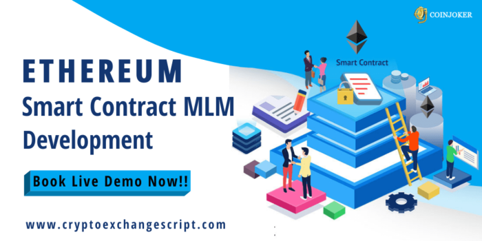 Ethereum Smart Contract MLM Software | Ethereum Smart Contract based MLM