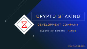 Maticz Technologies is the pioneer Cryptocurrency Staking Development Company that provides Ethe ...