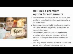 Restaurants are looking for opportunities to take their business online, and a third-party food  ...