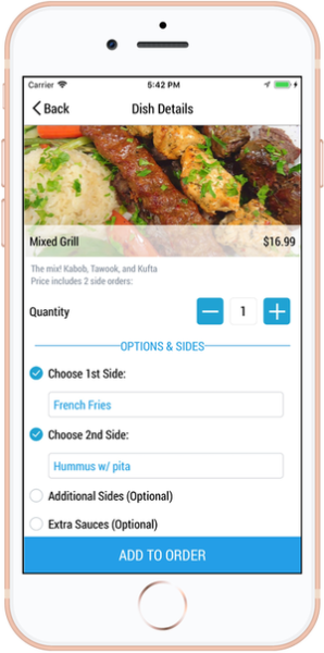 Appicial is a leading mobile app development company based in India offer best food delivery clo ...