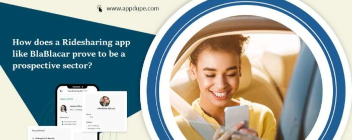 Ridesharing apps are quite different from normal taxi-hailing applications. Ridesharing apps all ...