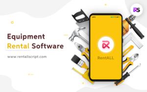 Equipment Rental Business Software
