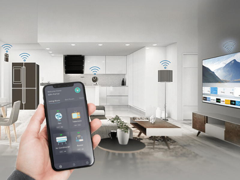 How Home Automation Apps Are Transforming The World Around Us – XongoLab Technologies LLP
