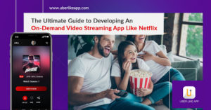 How much does it cost to developing an app like Netflix for your on-demand video streaming business?