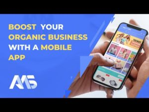 How organic businesses can boost revenues with mobile app | AppMySite App Maker – YouTube