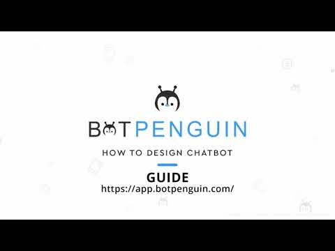 How to Build Chatbot without Coding in 10 minutes | Step by Step Guide | BotPenguin – YouTube