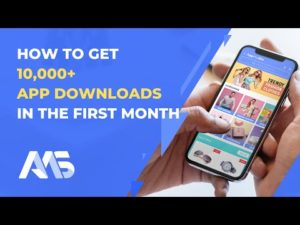 How to get 10,000+ app downloads in the first month | AppMySite Mobile App Builder – YouTube