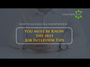 How to succeed in a Job Interview || You must be know the best Job Interview Tips || Beginners | ...