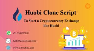 Huobi Clone Script | Launch a Crypto Exchange like Huobi