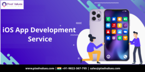 With The Best In Class #iOSAppDevelopmentServices, Pixel Values Technolabs Top's The Chart