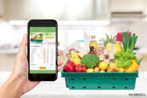 Major steps involved in Instacart clone app development