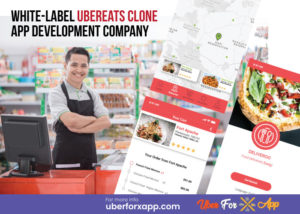 Ubereats clone app helps to reach your customers with brilliant options to hike your revenue.