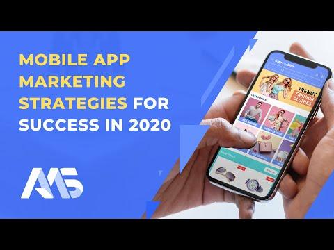 Latest Mobile App Marketing Secret Strategies for Success in 2020 | App Promotion | AppMySite – YouTube