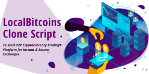 Make your crypto business generate huge revenue by buying our LocalBitcoins Website Clone