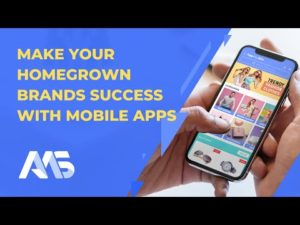 Make your homegrown brands a success with mobile apps | AppMySite mobile app builder – YouTube