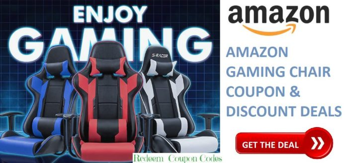 Purchase the best price amazon gaming chair and get up to 50% discount on your shopping.