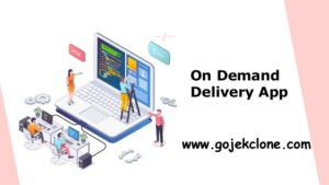 On Demand Delivery App