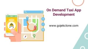 On Demand Taxi App Development