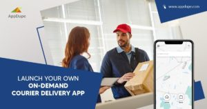 On-demand courier delivery app: The immense benefits it offers to its stakeholders – Cl ...
