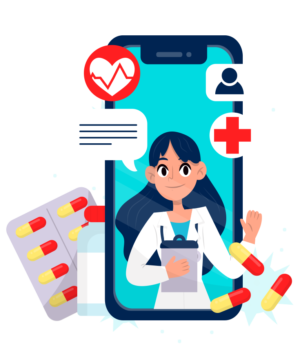 Pharmacy Delivery App Development Services, Uber for Pharmacy Clone