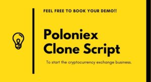 Poloniex Clone Script to launch Cryptocurrency Exchange like Poloniex