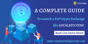 P2P CRYPTO EXCHANGE LIKE LOCALBITCOINS CLONE WEBSITE DEVELOPMENT | Coinjoker