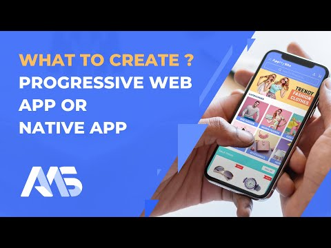 Progressive Web App or a Native App – What should you go for? | AppMySite Online App Maker – YouTube
