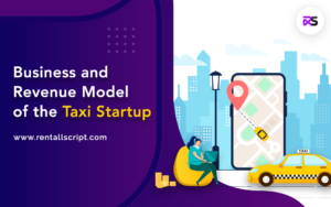 Business and Revenue Model of Taxi Startup