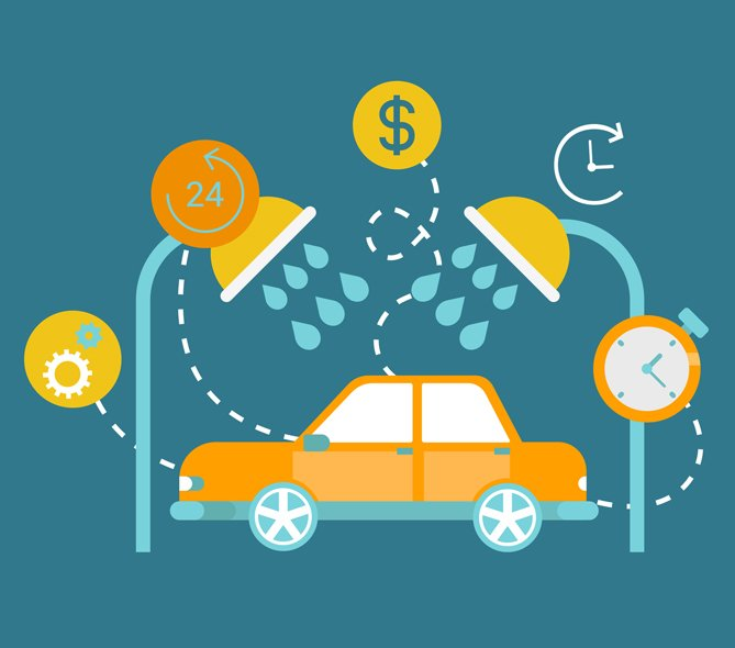 Shiokr Clone: On-demand Car Wash Booking App in Singapore