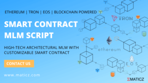 Maticz Technologies is a leading Smart Contract MLM Development Company that offers an advanced  ...