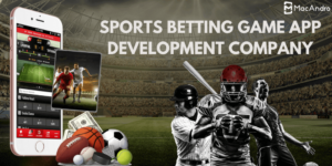 Launch your own Sports Betting Game App integrated with Cryptocurrency Solutions | MacAndro