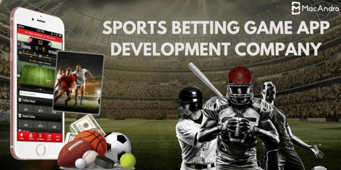 Sports betting game app binary options engulfing strategy formulation
