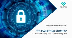 security token marketing firm