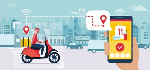 Food delivery app like Swiggy: Build with latest technologies