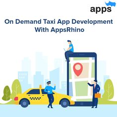 Trend of On Demand Taxi Apps
